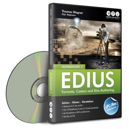 EDIUS Aufbaukurs Teil 3