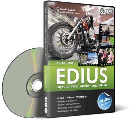 EDIUS Aufbaukurs Teil 1