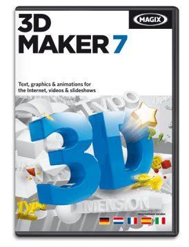 3D MAKER 7 MAGIX