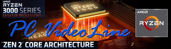 PC VideoLine Ryzen 3000 Serie