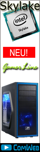 ComWeb.de PC GamerLine