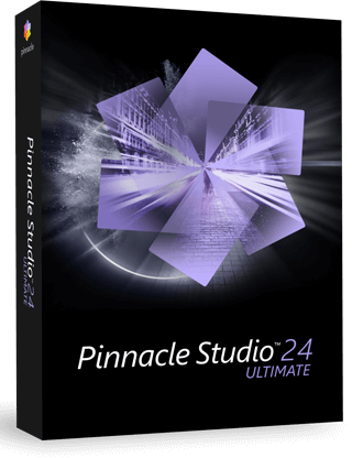 Pinnacle Studio 24 Box