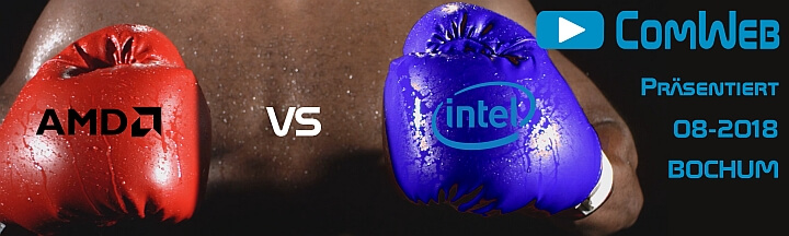 Videorechner für Windows - AMD vs Intel