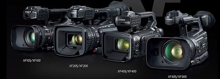 Canon-XF-Reihe