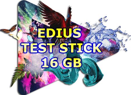 EDIUS test