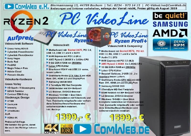 PC VideoLine AMD