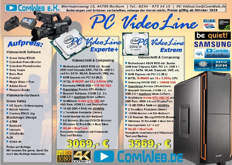 PC VideoLine Extrem