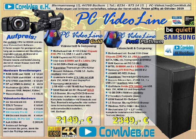 PC VideoLine Platinum