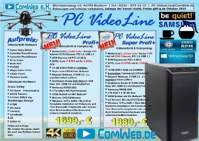 PC VideoLine Profi