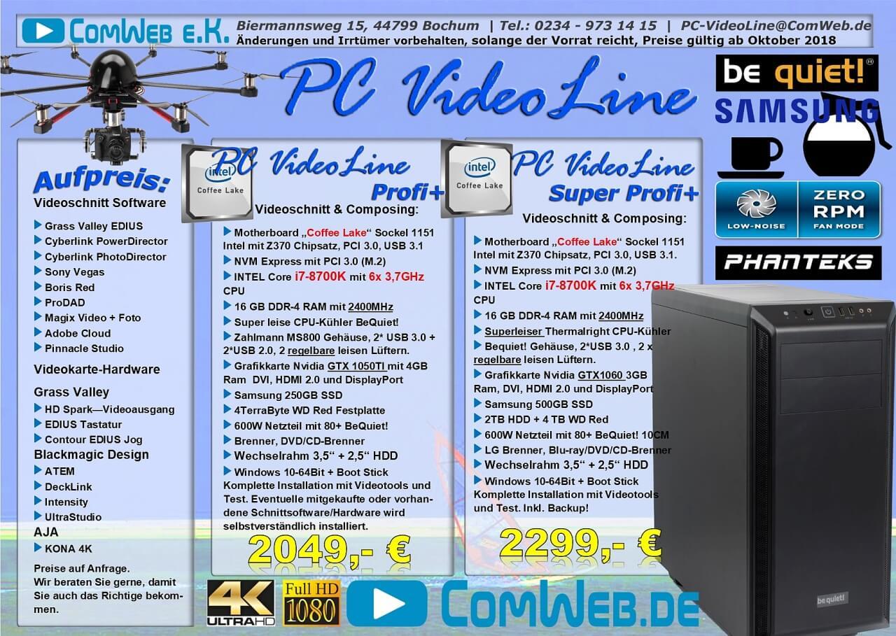 PC VideoLine Profi+