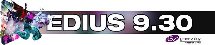 EDIUS 9.3