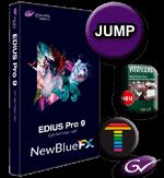 EDIUS 9 Pro Jump