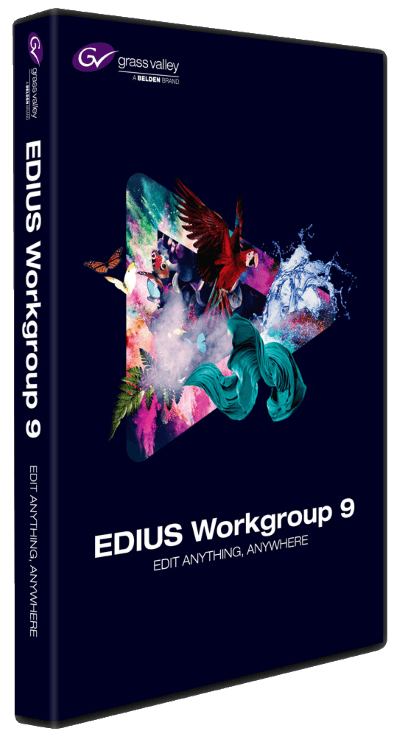 EDIUS 9 Workgroup