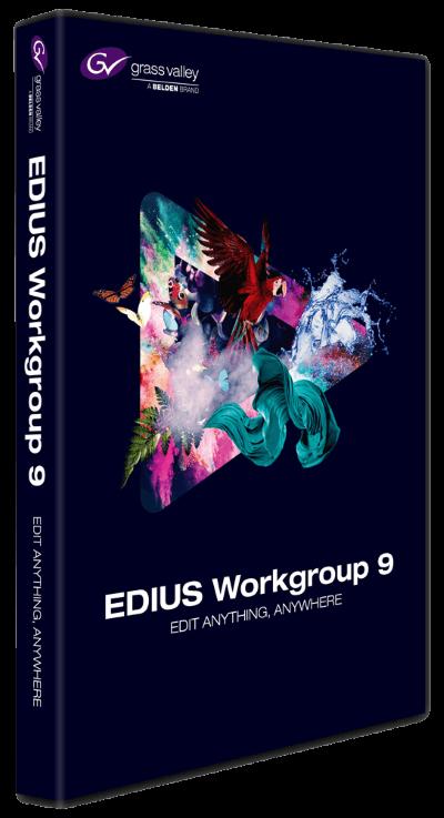EDIUS 9 Workgroup