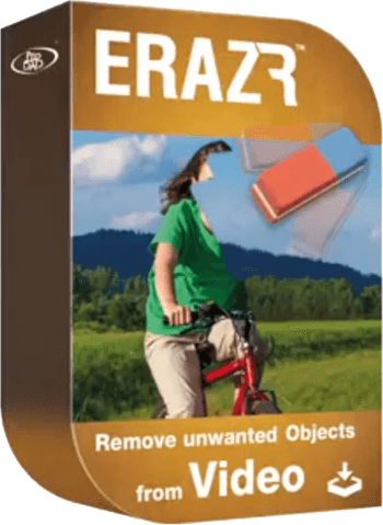 ProDAD Erazr Software