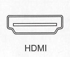 Anschlüsse PC-Monitore HDMI