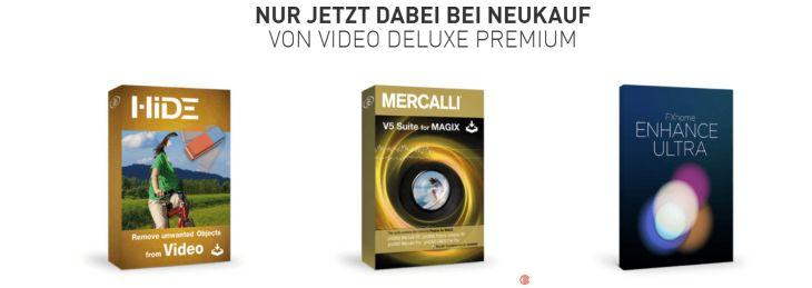 20 Jahre Magix Video deluxe mit ProDAD HiDE