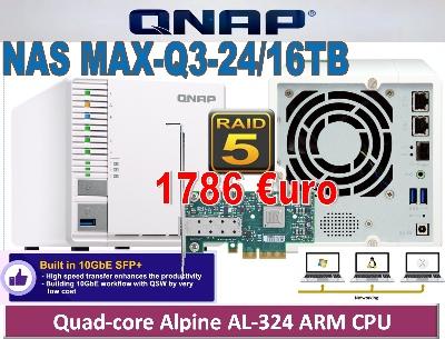 NAS MAX-Q3-24TB