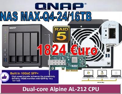 NAS MAX-Q4-24TB