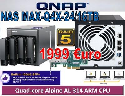 NAS MAX-Q4X-24TB