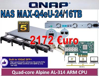 NAS MAX-Q4eU-24TB