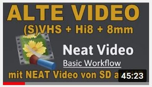Neat Video 5 YouTube