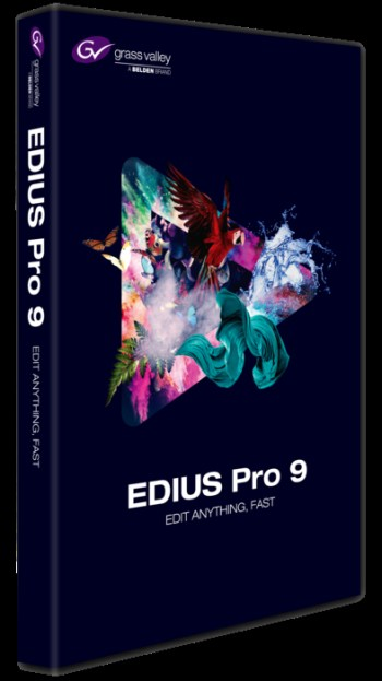 EDIUS 9 BOX