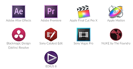 HitFilm Ignite Filter mit Videoschnitt Programmen