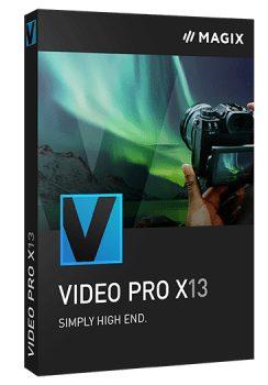 MAGIX Video PRO X 13