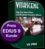 EDIUS 9 mit Vitascene V3LE