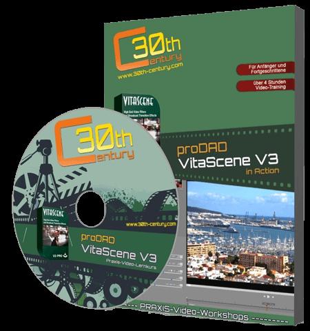 Box  proDAD VitaScene V3 Videolernkurs