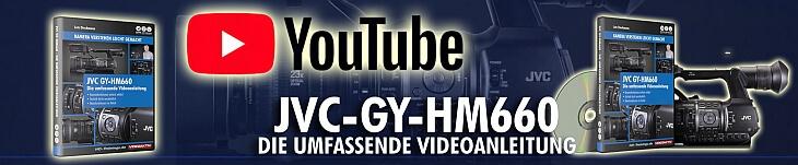 JVC-GY-HM660 Videoanleitung
