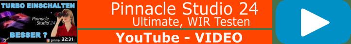 Pinnacle Studio 24 Ultimate - Wir Testen