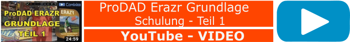 ProDAD HiDE Schulung Teil 1 bei YouTube